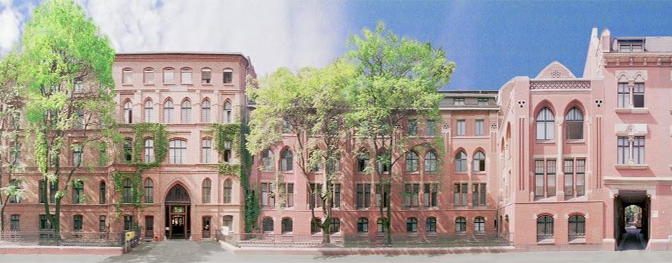 St. Hedwig-Krankenhaus at Große Hamburger Straße 5-11
