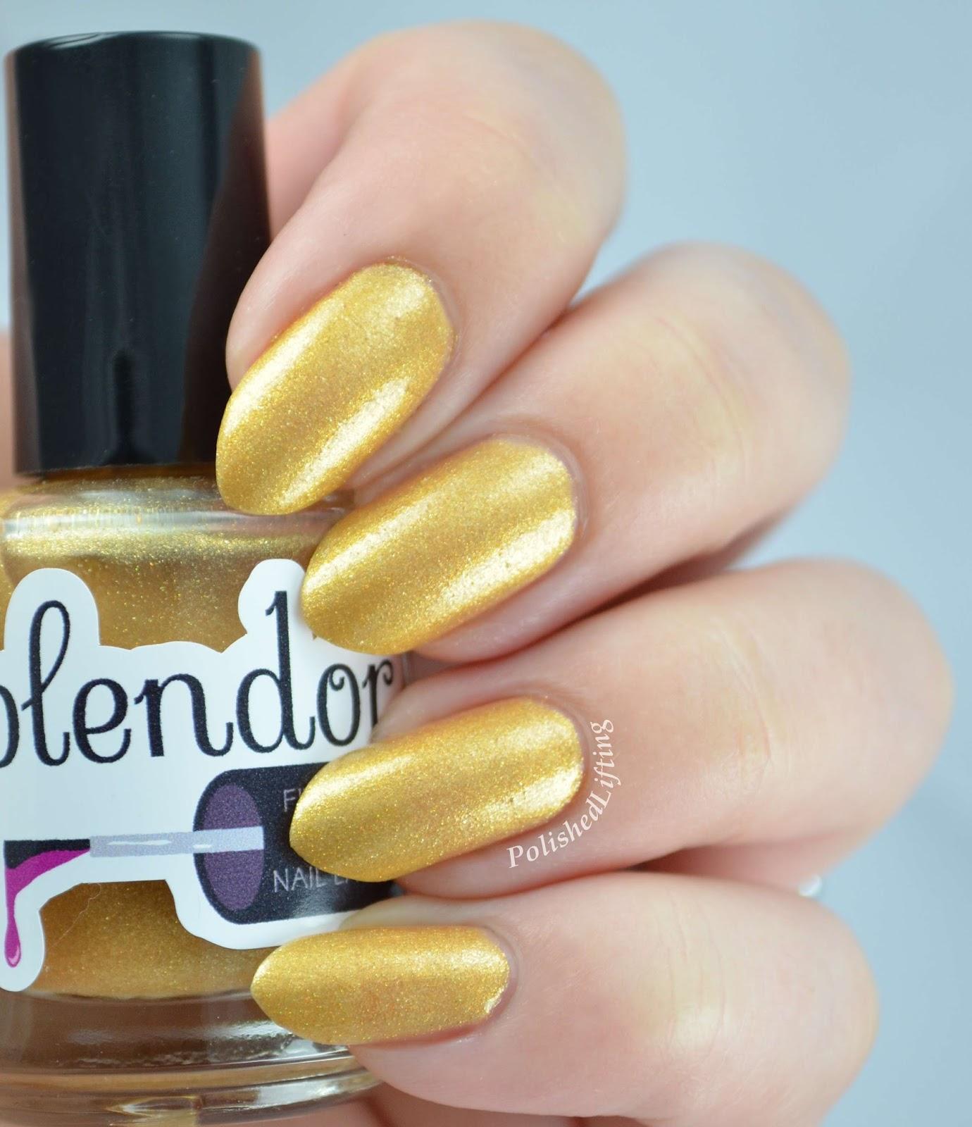 Splendor Nail Lacquer 090909