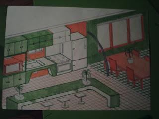 Cozinha (desenho arquitetônico)