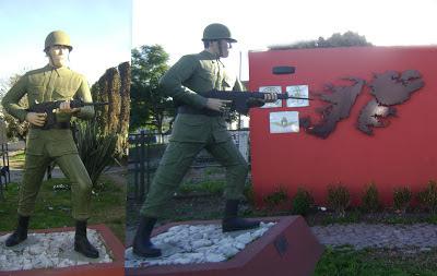 monumento soldado malvinas bernal