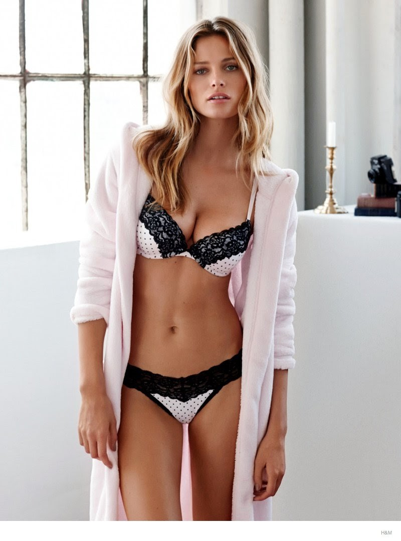H&M Sleepwear and Lingerie Fall/Winter 2014