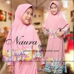 Baju Muslim Gamis Naura Kids GC2852 HABIS
