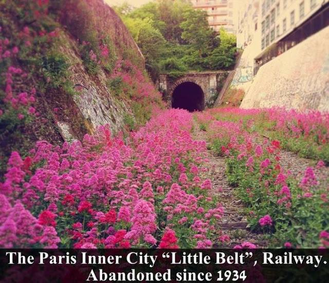 Paris inner city little belt