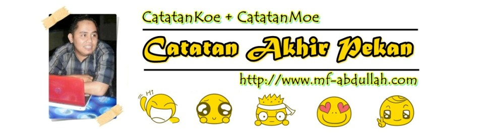 Catatan Akhir Pekan