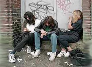 La droga y el estrés dañan la  salud de los jóvenes del país