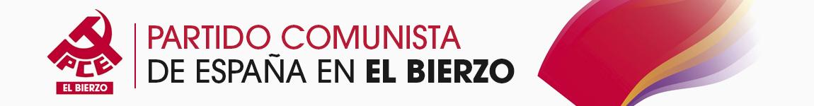 Página web del PCE en El Bierzo