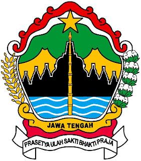 Logo Lambang daerah Jawa Tengah