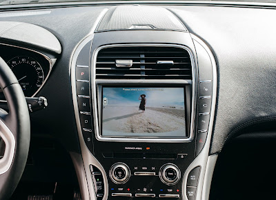 See the World With 2016 Lincoln MKX 360-Degree Camera