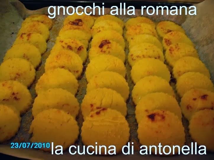 La cucina di antonella primi piatti for Primi piatti cucina romana