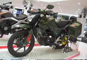 Foto Modifikasi Motor Terbaru 2014 Keren Asli Jakarta