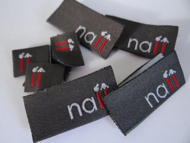 Etiquetas Naii