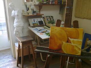 Vista de Estudio de arte del Orzan