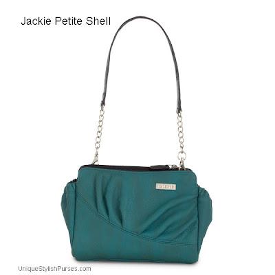 Jackie Teal Petite Shell