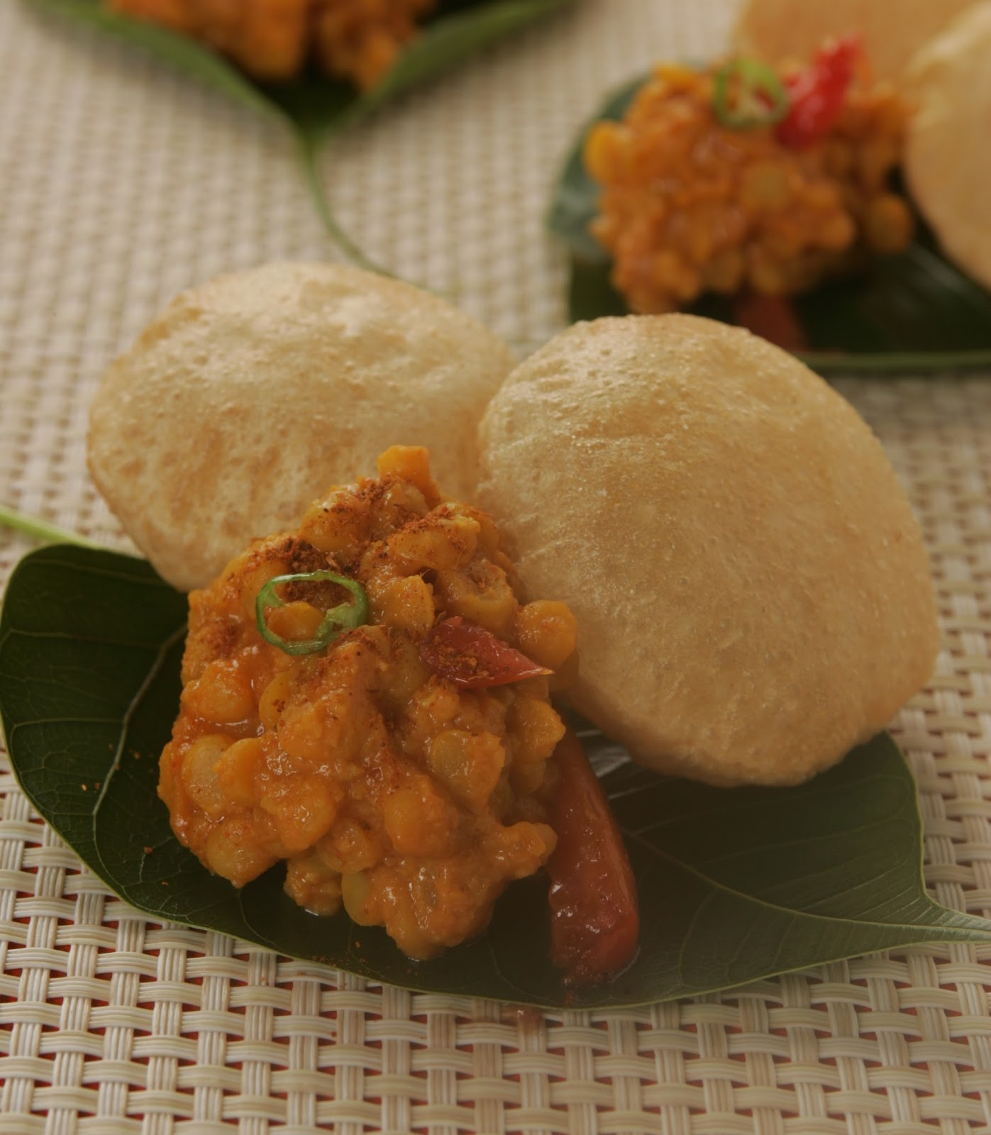 Temple food purity in itself from my kitchen sanjeev kapoor chana puri forumfinder Choice Image