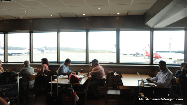 Restaurante Viena - Aeroporto de Guarulhos