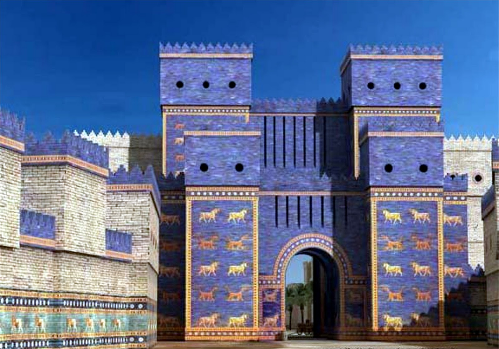 the gates of babylon