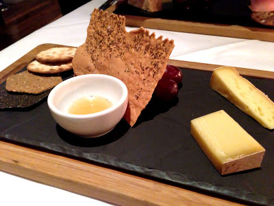 Stitch and Bear - Bang Restaurant - Cheeseboard