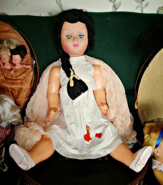 doll 1950/1960