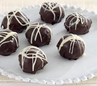 Chocolate Fudge Cake Balls