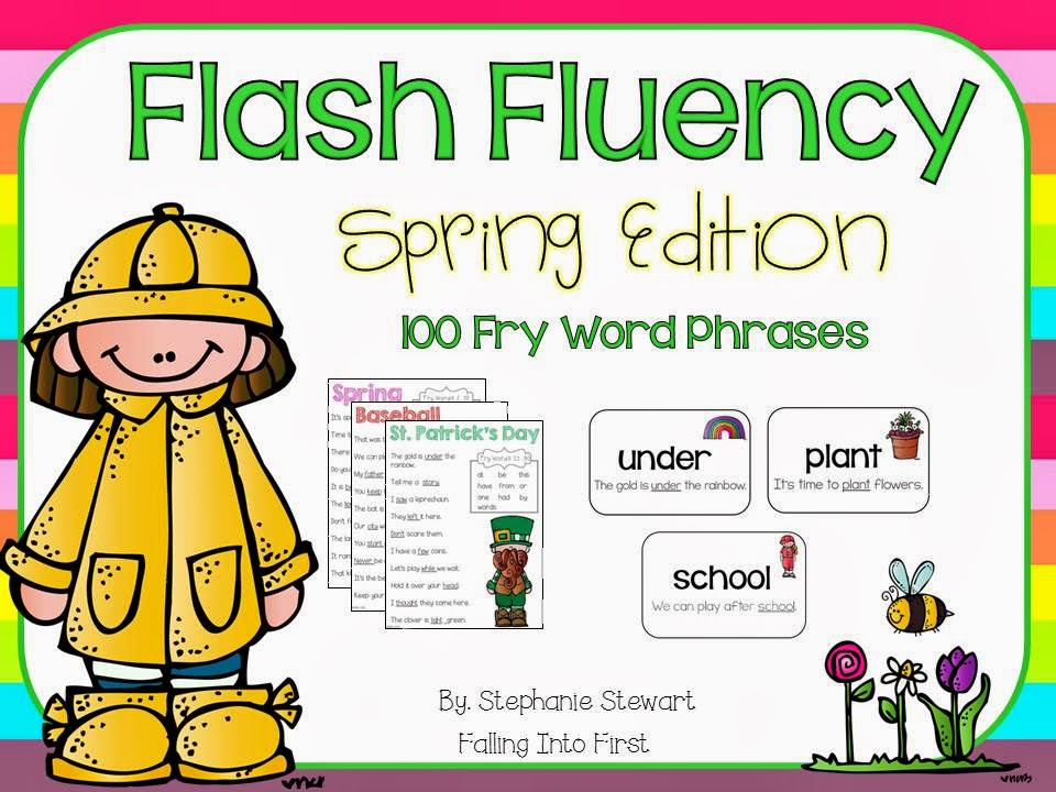 http://www.teacherspayteachers.com/Product/FLASH-FLUENCY-Spring-Fluency-1133754