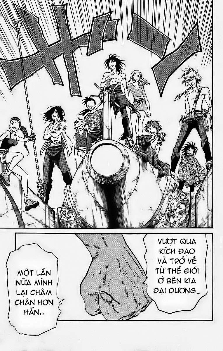 Vua Trên Biển – Coco Full Ahead chap 258 – End Trang 29 - Mangak.info