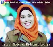 Isteri Solehah Bidadari Syurga