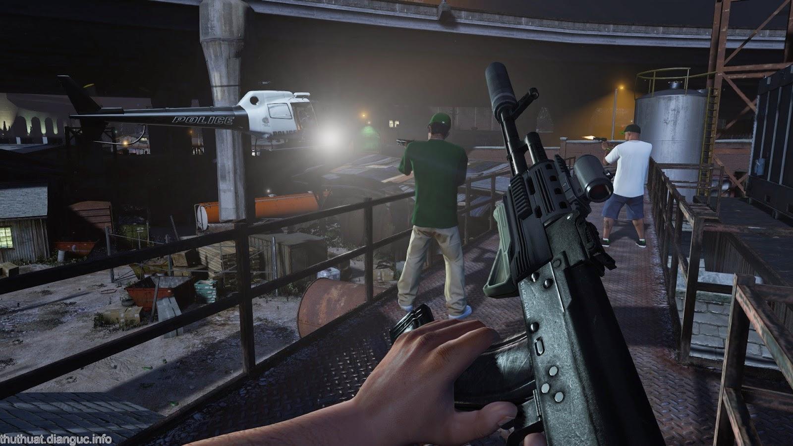 Tải Games GTA V full 2015