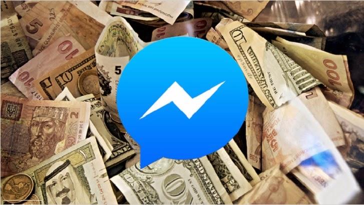 Fitur Facebook Friend-To-Friend Untuk Transaksi Uang