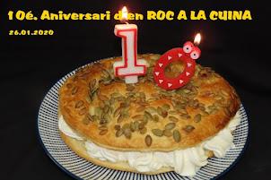 Es el nostre 10é. Aniversari de bloc, Moltes gràcies a tot@s  26.01.2019