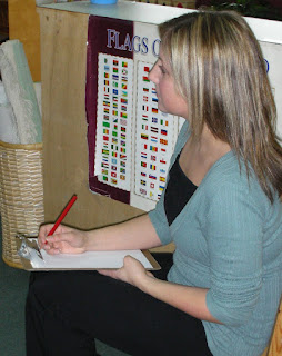 How Progress Reports Work in the NAMC Montessori Classroom