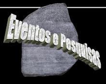 EVENTOS E PESQUISAS