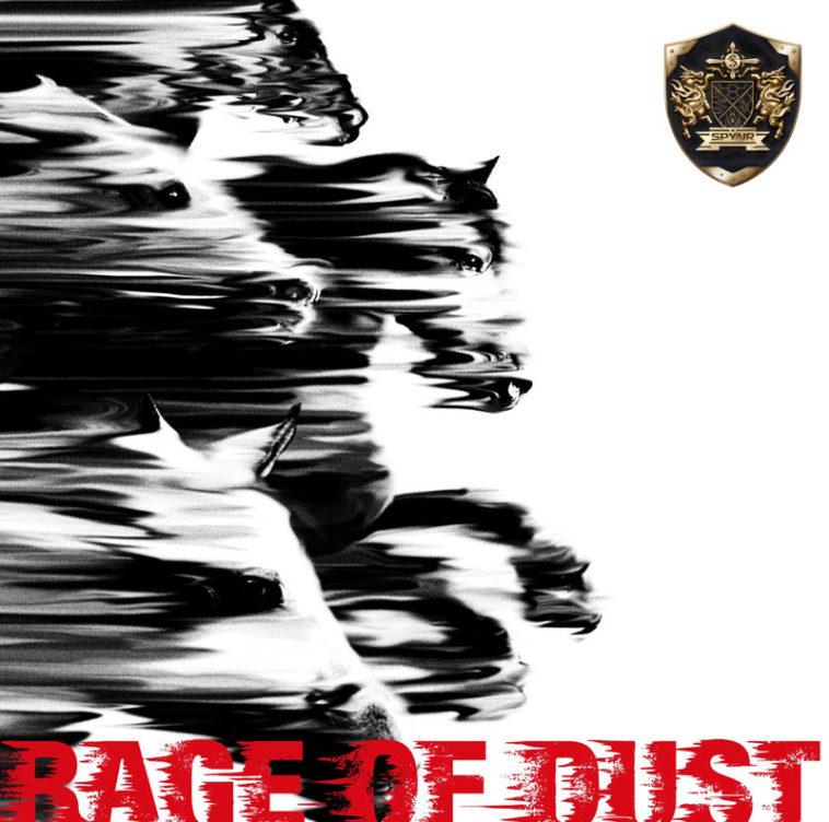 [Single] SPYAIR RAGE OF DUST (2016.11.09/MP3/RAR)
