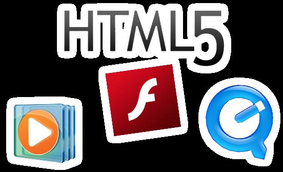 Audio Standards HTML5