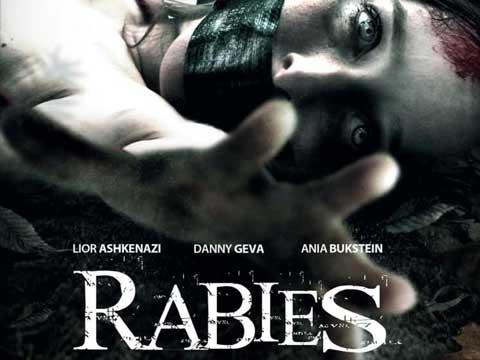 Affiche du film Rabies