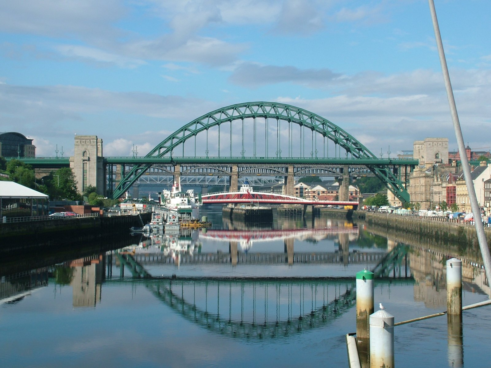 Tyne Bridge - Newcastle Upon Tyne - Staycations UK - motherdistracted.co.uk