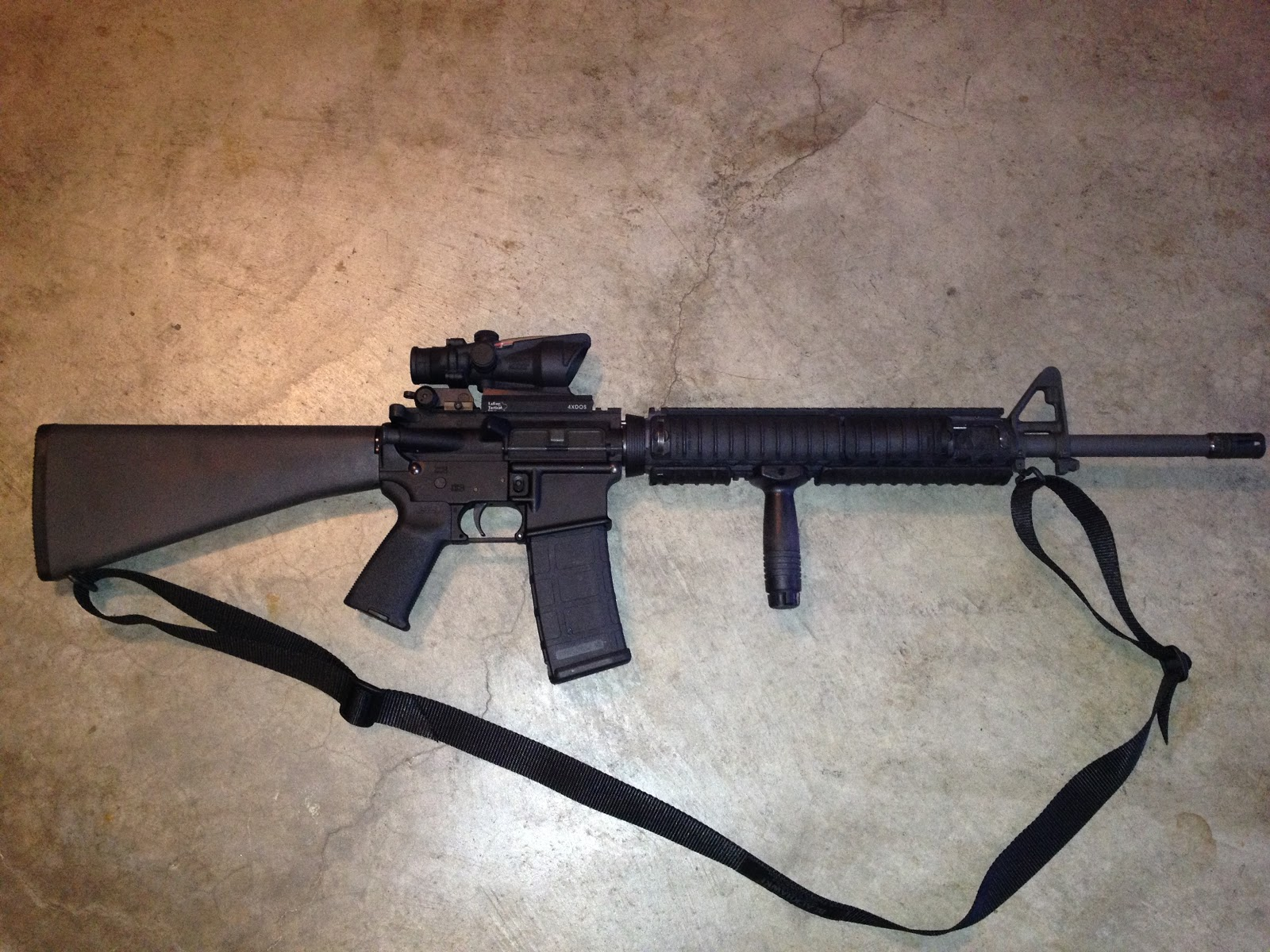 This Is My Rifle This Is My Gun
