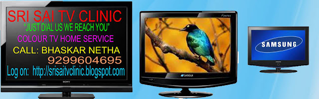 Samsung LED TV Repairs Habsiguda 9299604695