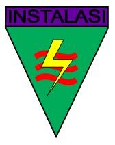 Logo Teknik Instalasi Listrik SMKN2 TB