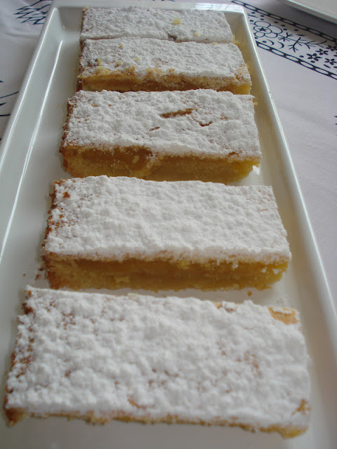 Limonlu bar
