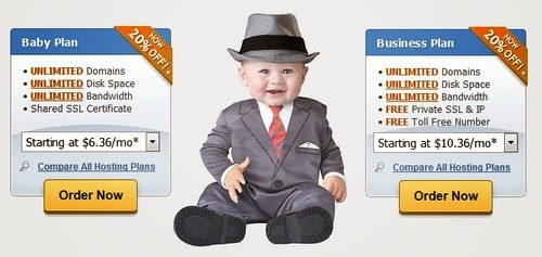 baby plan versus business plan