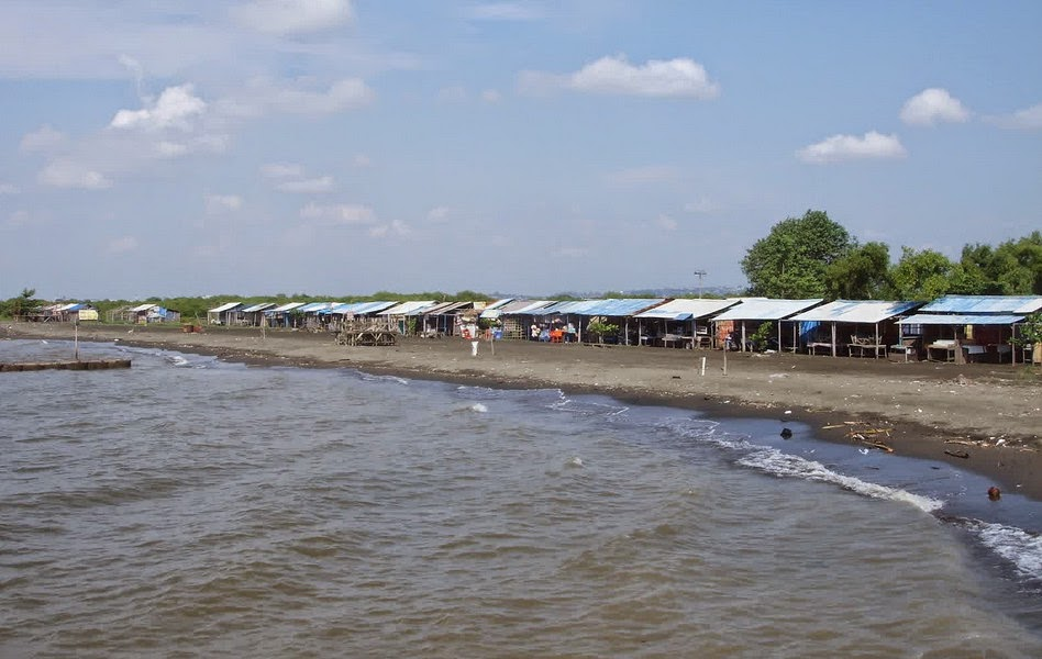 Gambar Pantai Maron Semarang