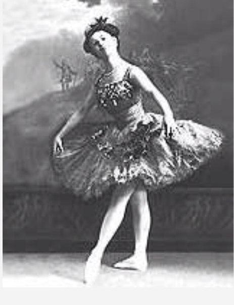 Известные российские балерины