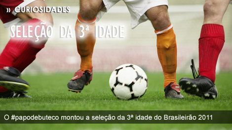 Seleção da terceira idade dos brasileiros