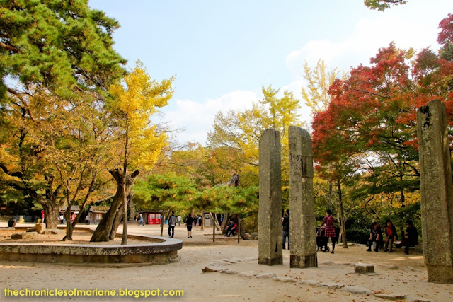 autumn korea gyeongju