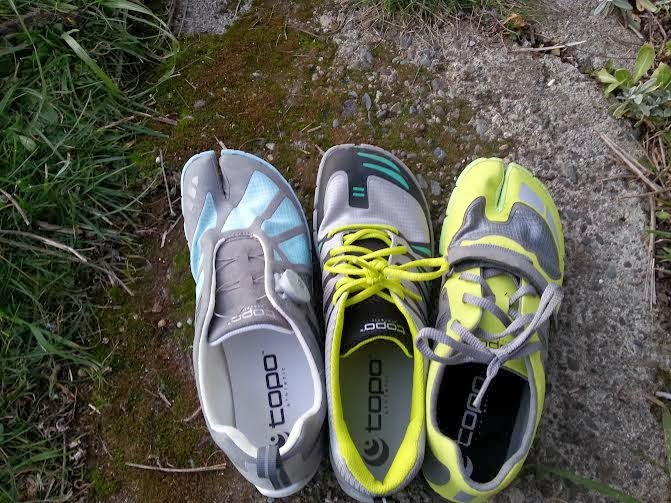 Barefoot Angie Bee: Topo Athletic Shoes review and Giveaway