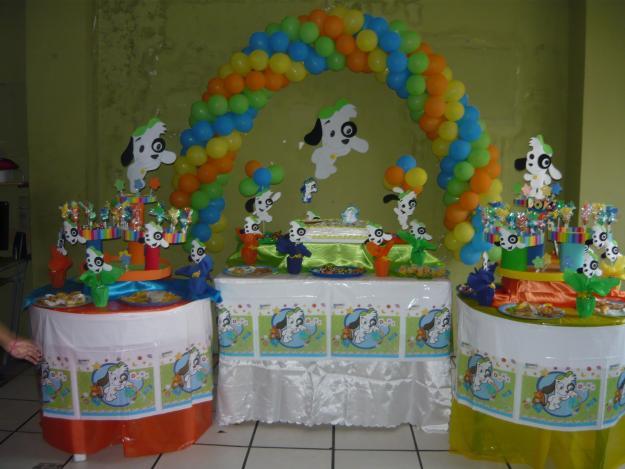 De Decoraciones De Fiestas Infantiles ~   de Festejos Inversiones RG2010 DECORACIONES FIESTAS INFANTILES