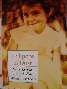 Lollipops of Dust by Sue Lobo