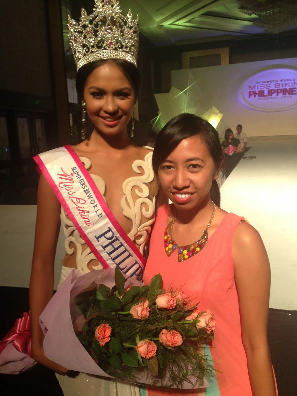 MISS BIKINI PHILIPPINES 2014