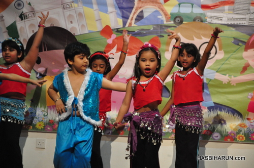Arabic dance in the Smart Reader Kids Annual Concert and Convocation 2012 by premium beautiful top agent