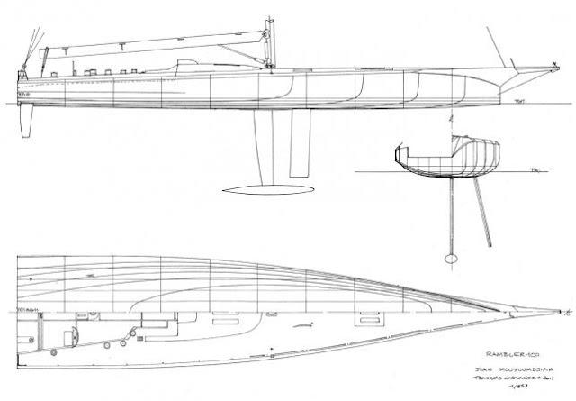 chevalier taglang  rolex sydney hobart yacht race 2012